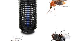 Lămpi pentru distrugerea insectelor zburătoare